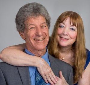 Dr. Sasha & Janet Lessin