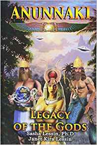 Legacy of The Gods by Dr. Lessin