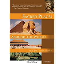 Sacred Places Around the World by Brad Olsen