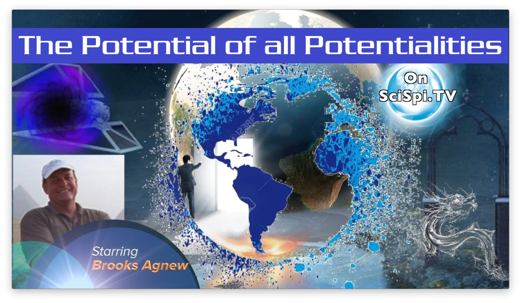 The Potential of All Potentialities with Brooks Agnew