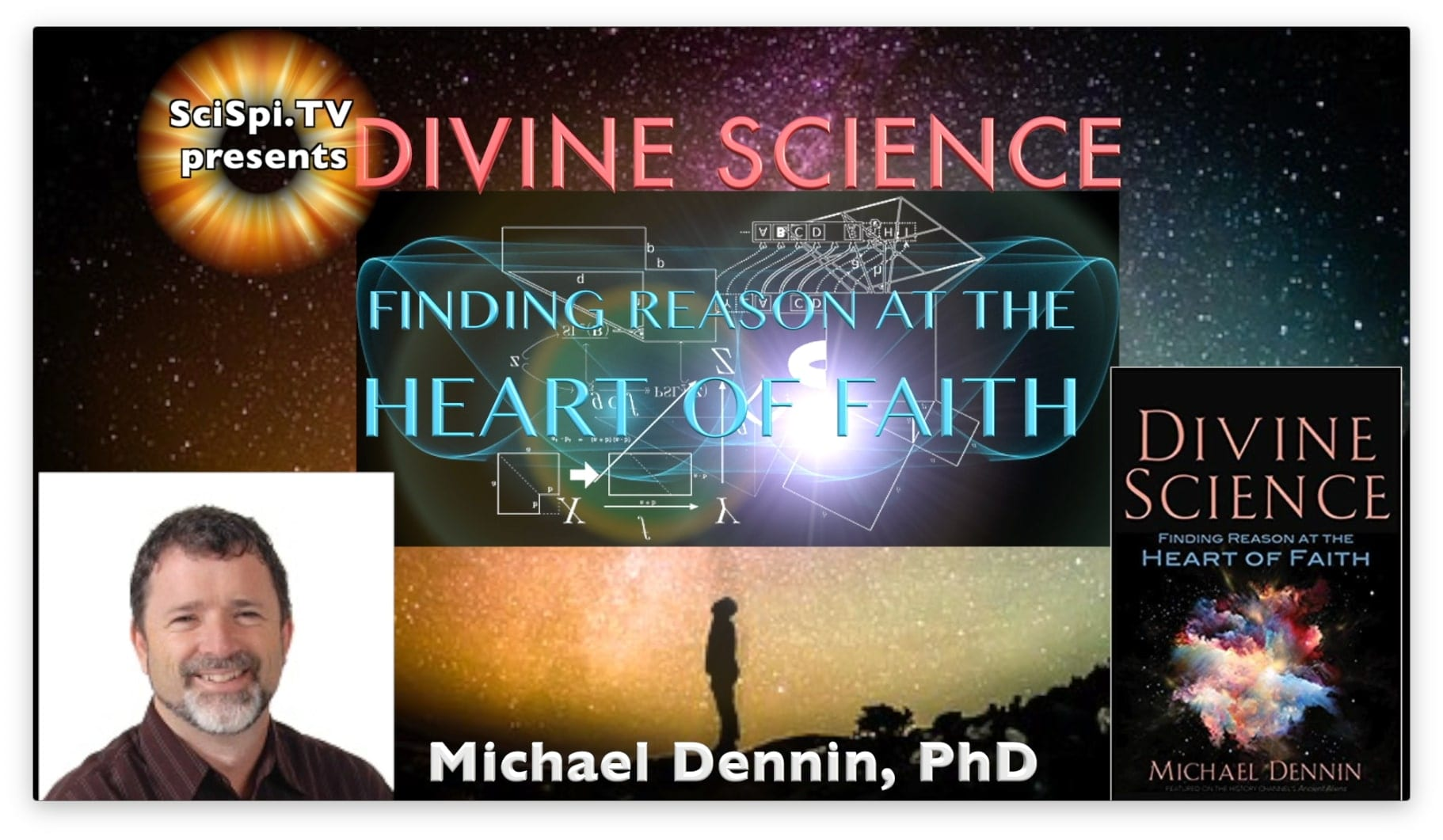 Divine Science Show with Michael Dennin