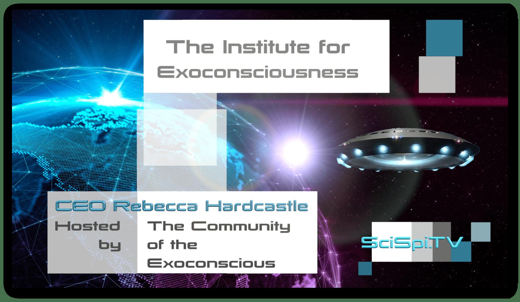 Exoconsciousness Show Logo
