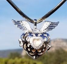 Stargate Sedone Crystal Heart