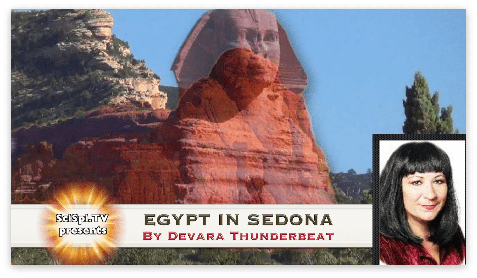 Egypt in Sedona - Devara