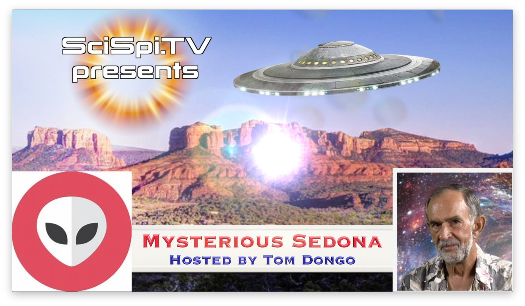 SS Presents Mysterious Sedona