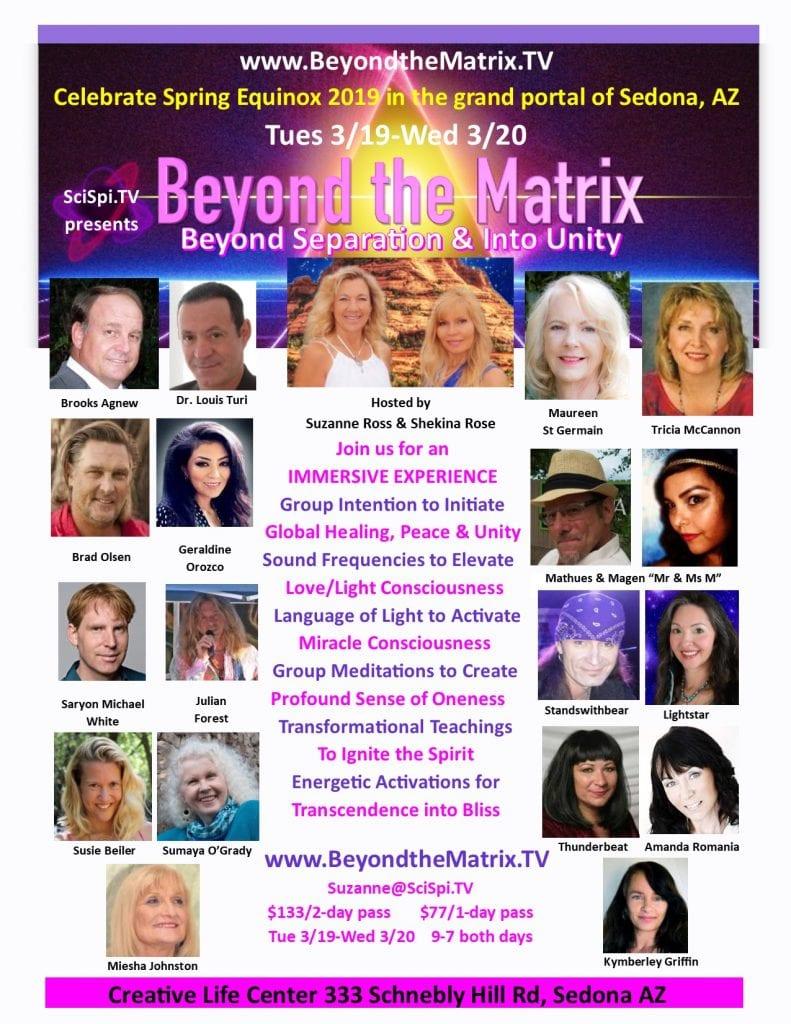 Beyond the Matrix Flyer JPG