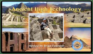 Ancient High Technology - Brien Foerster