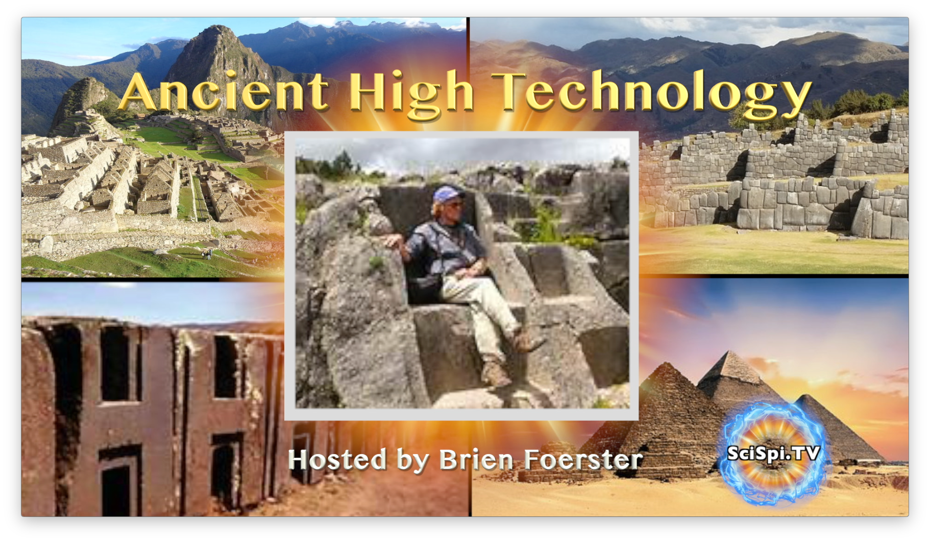 Ancient High Technology - Brien Foerster