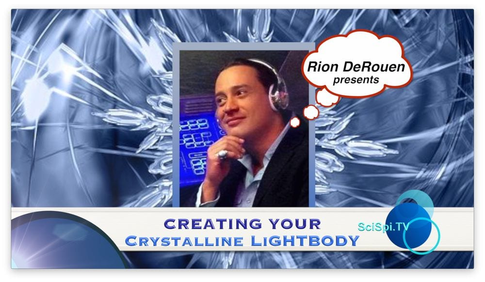 Createing Your Crystalline Light Body