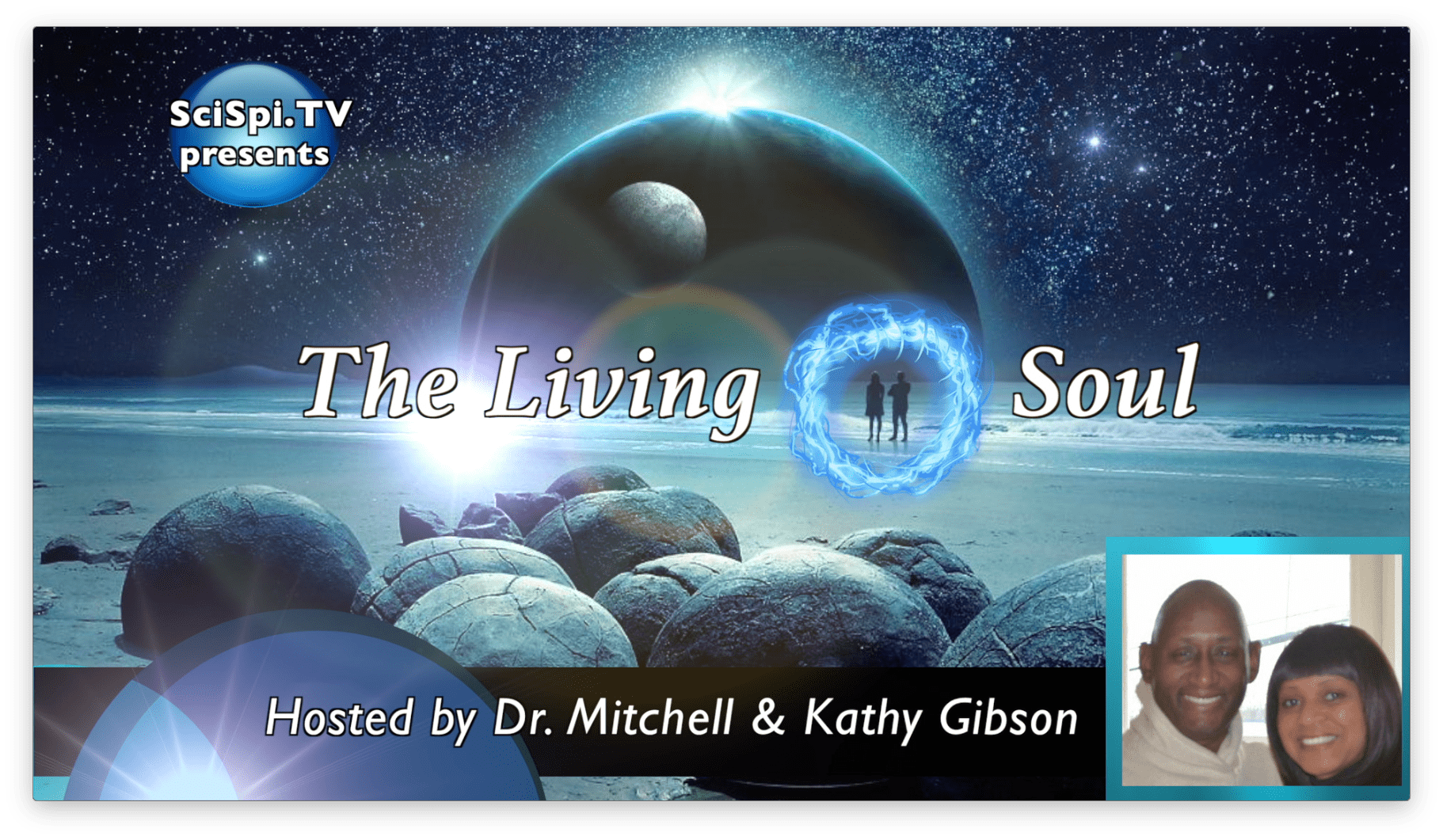 The Living Soul Logo