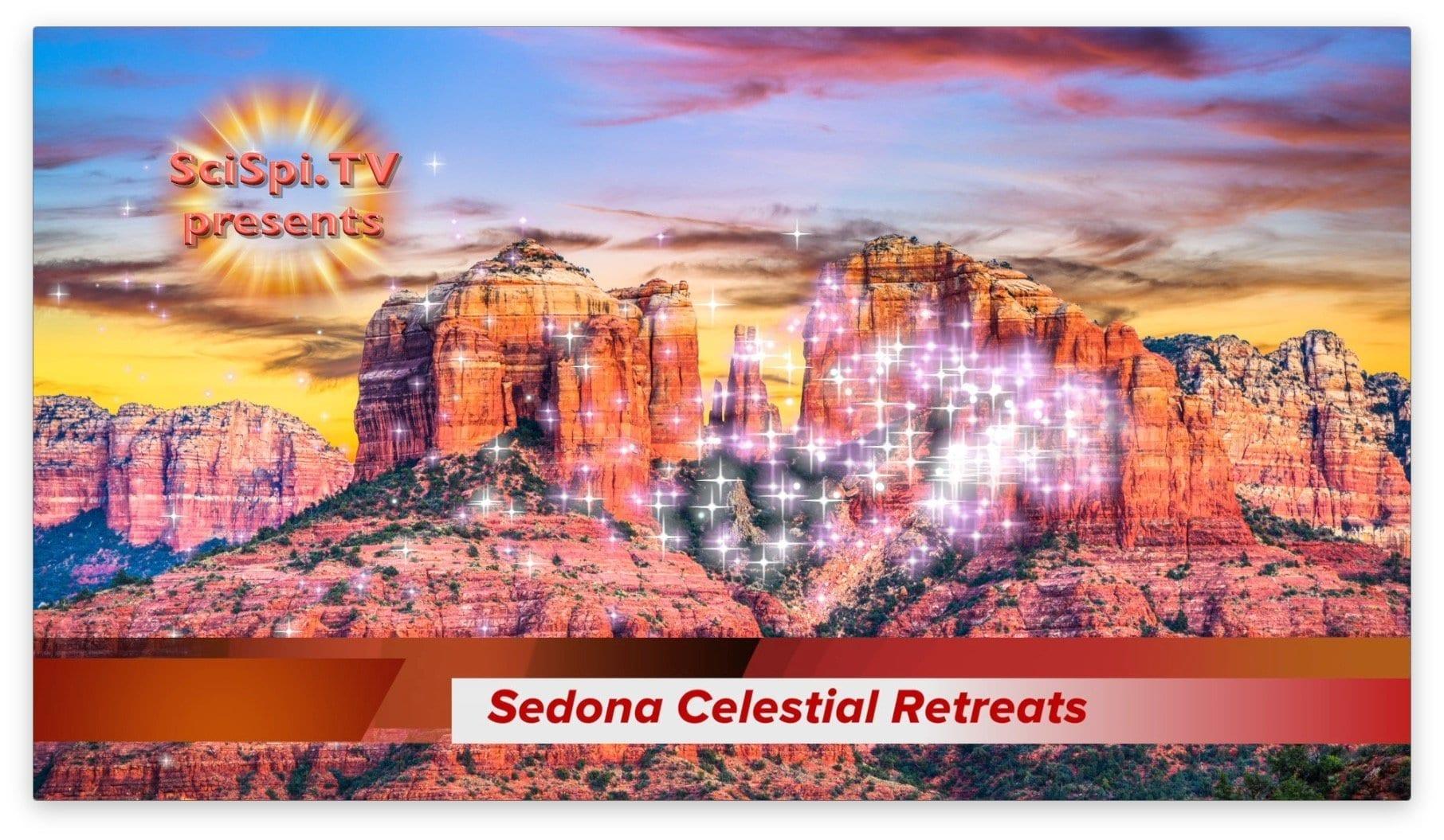 Sedona Celestial retreats LOGO
