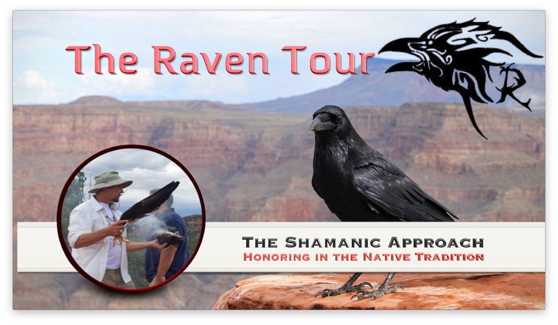 Raven Tour LOGO