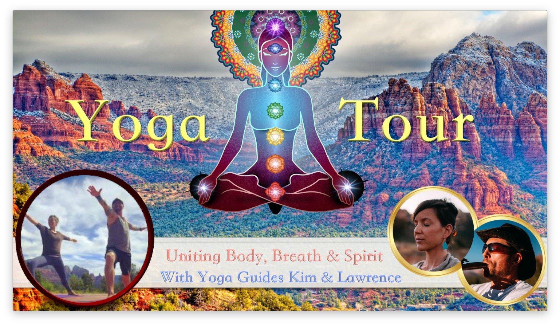 Yoga Tour LOGO