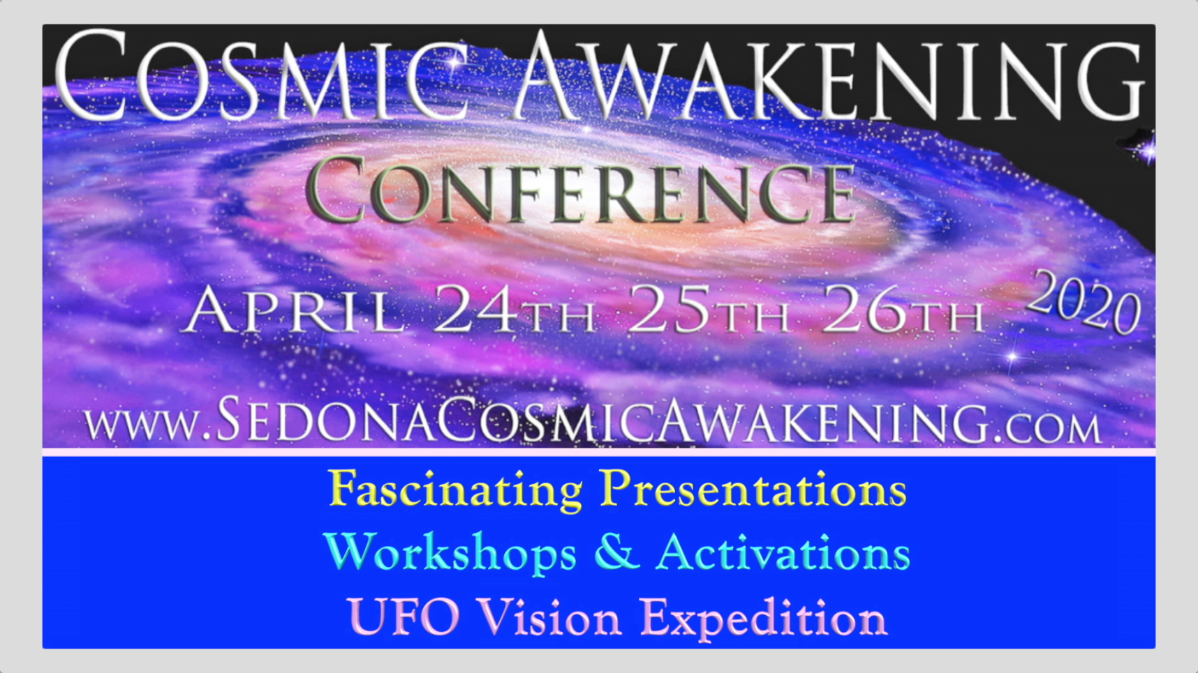 QuickTime Player - Cosmic Awakening logo