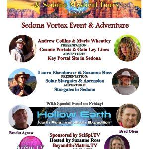 Sedona Vortex Event