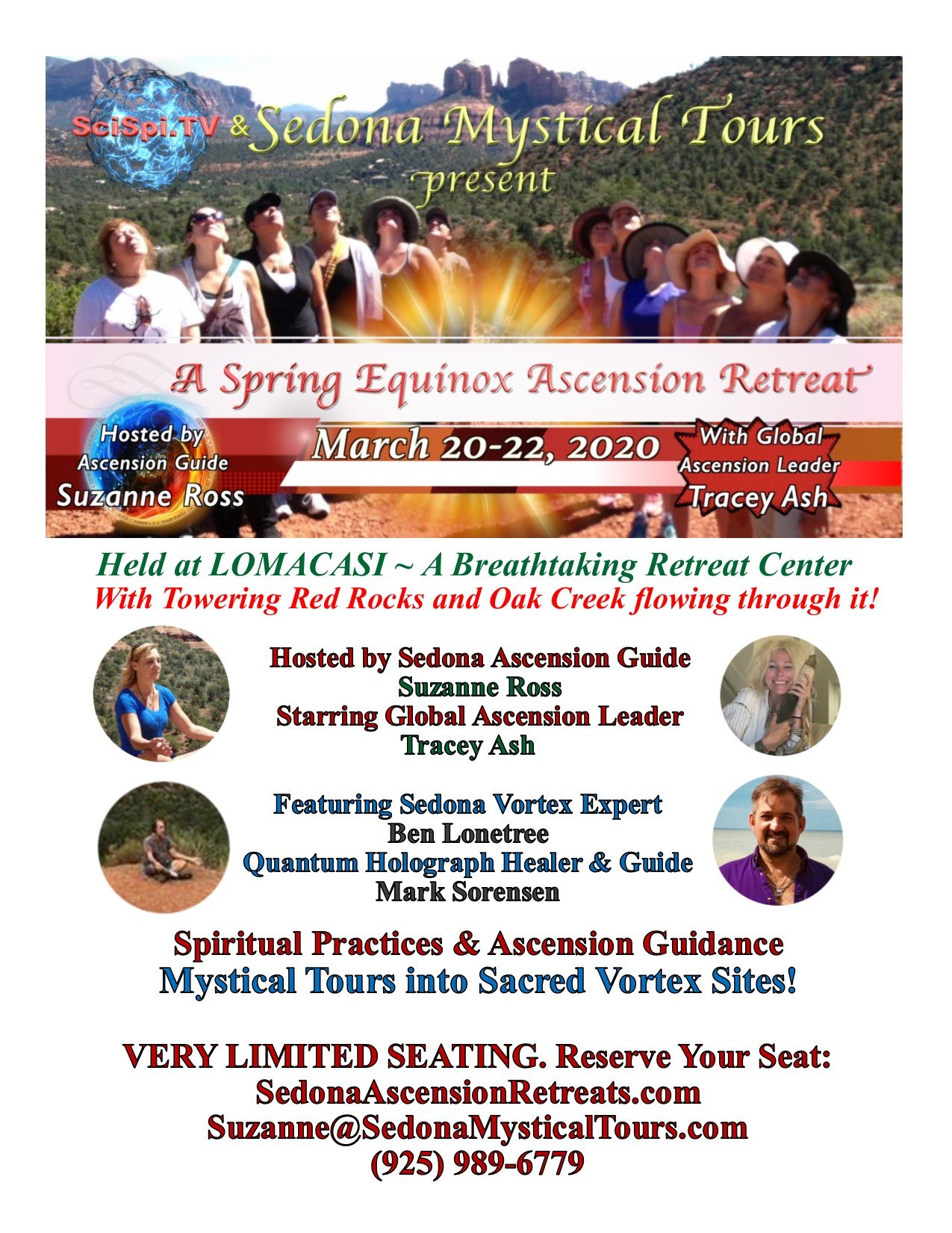 Spring Equinox Retreat