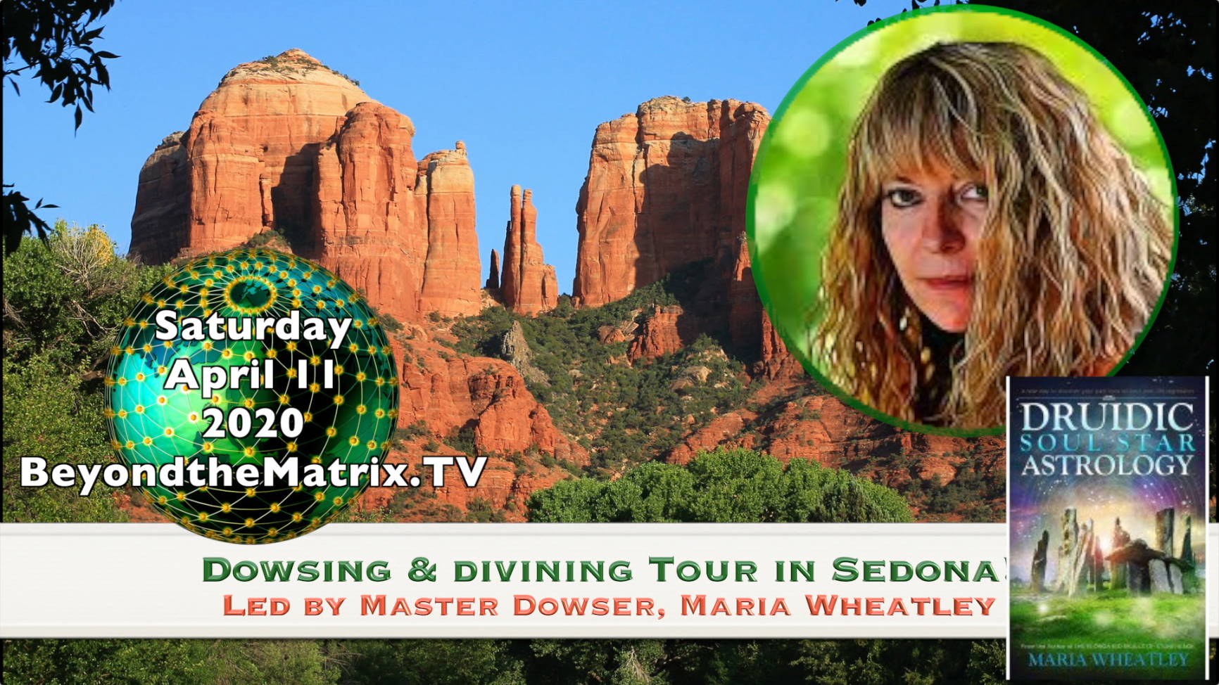Maria Wheatley Tour
