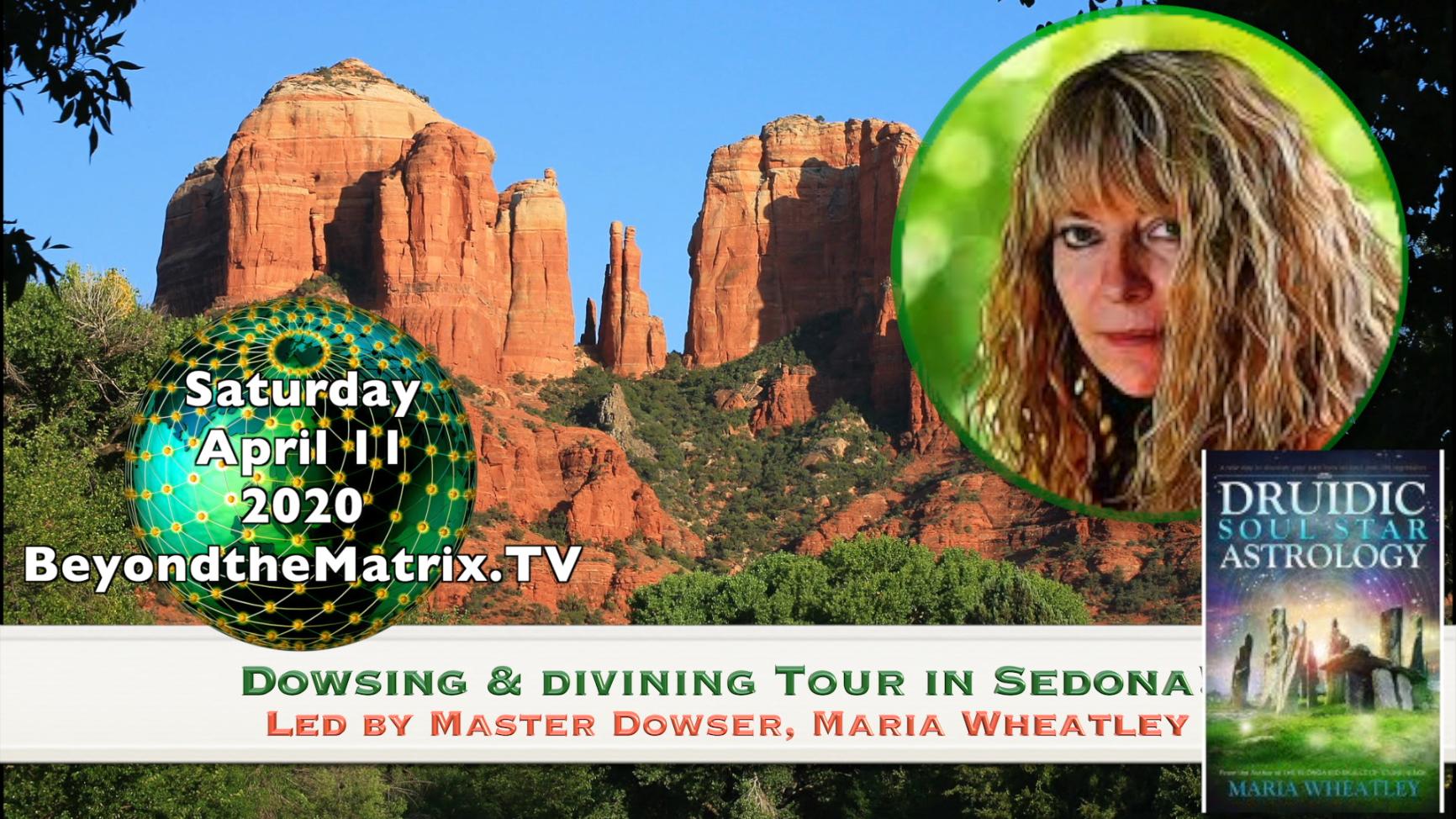 Maria Wheatley Tour