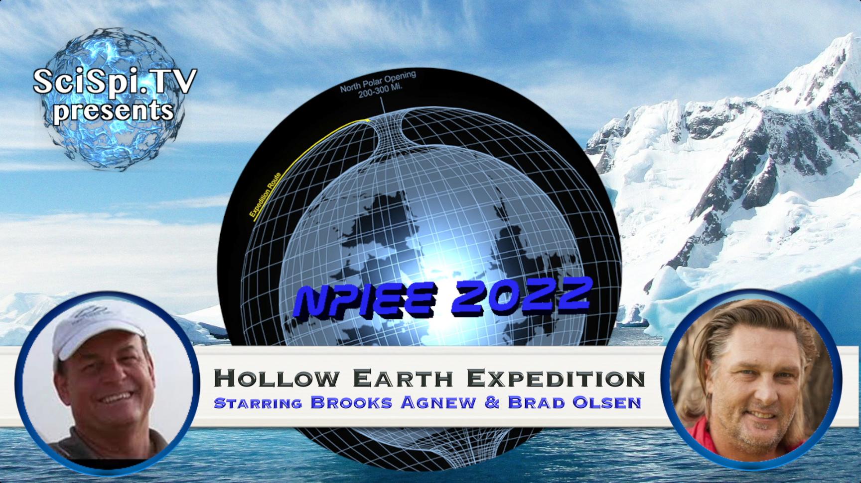 HE Expedition Show Logo