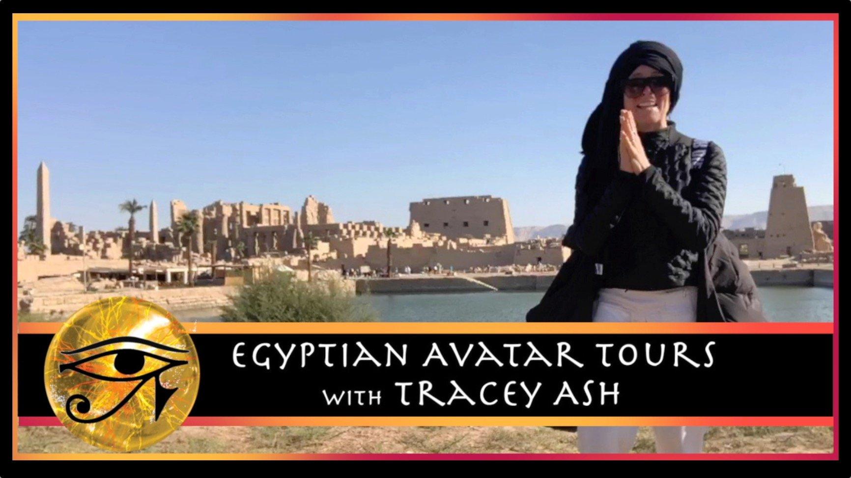 Egyptian Avatar Tours LOGO