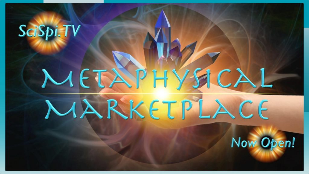 Metaphysical Marketplace Logo