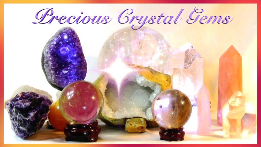 Precious Crystal Gems LOGO