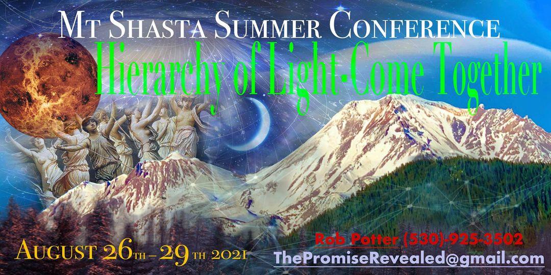 Mt Shasta Conference